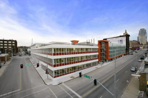 Barkley/TWA Building & Parking Garage