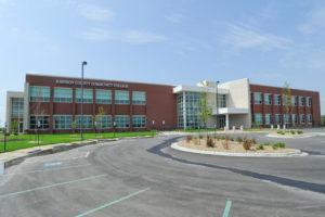 JCCC Olathe Health Education Center