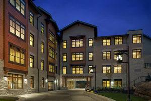 Copley Quad at Park University