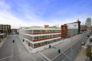 Barkley/TWA Building & Parking Garage