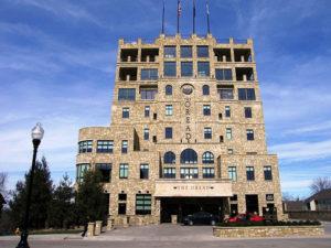 The Oread Hotel