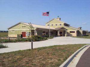 LaCrosse Wildlife Refuge Visitor's Center