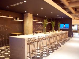 Sprint Cafeteria / The Hub