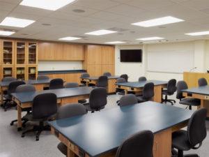 O'Reilly Hall Anatomy & Physiology Lab