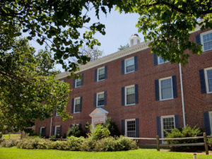 Battenfeld Hall at KU